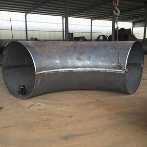 大口径钢板制对焊弯头